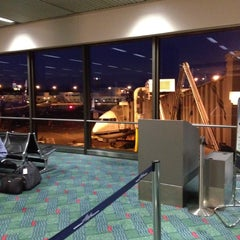 Photo taken at Concourse N Terminal by Schumi F. on 10/3/2012