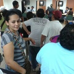 Photo taken at Registro Civil by Rebeca T. on 11/11/2013