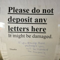 Photo taken at US Post Office by Alan D. on 12/13/2012
