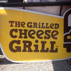Photo taken at Grilled Cheese Grill by Alan D. on 7/8/2015