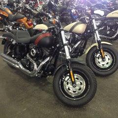Photo taken at Black Hills Harley-Davidson by Grant M. on 7/31/2014