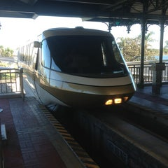 Photo taken at Monorail Gold by Chris M. on 2/8/2013