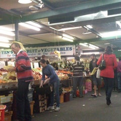 Photo taken at Station St Markets by Aprie on 6/2/2013