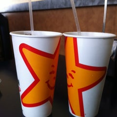 Photo taken at Carl's Jr. by Jacqueline M. on 11/27/2012