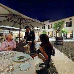 Photo taken at Palazzo Arzaga Hotel Lake Garda - Spa & Golf Club Resort by Ilian G. on 7/16/2014