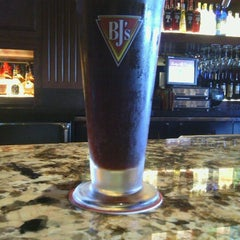 Photo taken at BJ's Restaurant and Brewhouse by Jennifer K. on 12/6/2012