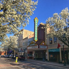 Photo taken at Downtown Bristol by Southeastern T. on 4/5/2014