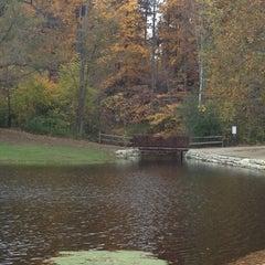 Photo taken at Oak Openings Preserve Metropark by Edie F. on 10/18/2014