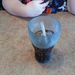 Photo taken at Denny's by Aaron J. on 4/8/2013