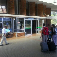 Photo taken at Terminal de Piriápolis by Gimena L. on 11/24/2012