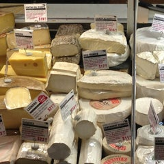 Photo taken at Murray's Cheese by Véronique B. on 1/1/2013