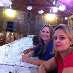 Photo taken at Churrascaria Varandão by Arnoldo K. on 12/22/2012