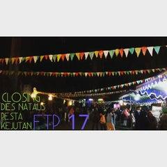 Photo taken at Fakultas Teknologi Pertanian (FTP) by Revadyansyah H. on 5/10/2015