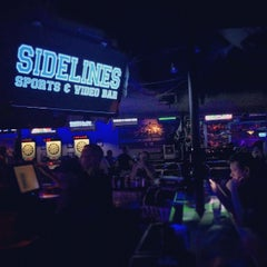 Photo taken at Sidelines by LiquidRadar on 10/26/2013