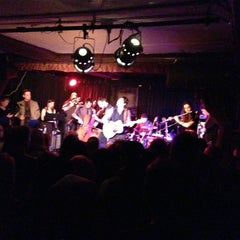 Photo taken at Cafe Du Nord by Ted B. on 3/5/2013
