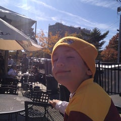 Photo taken at Brooksider Sports Bar & Grill by Christine Burnett H. on 10/20/2012