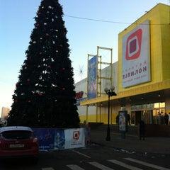 Photo taken at ТРЦ «Золотой Вавилон» by Irina S. on 12/16/2012