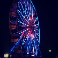 Photo taken at National Orange Show Events Center by Richard G. on 9/22/2012