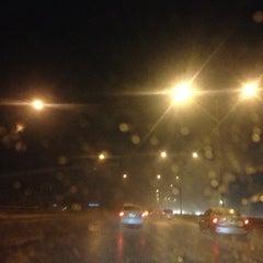 Photo taken at ทางพิเศษศรีรัช ส่วน C (Si Rat Expressway Sector C) by ไอแอม แ. on 9/15/2013