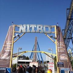 Photo taken at Nitro by [Princess] on 10/20/2012