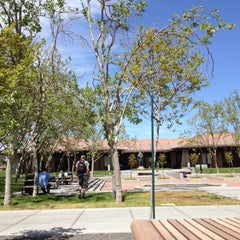 Photo taken at Foothill College by Elena P. on 4/11/2013