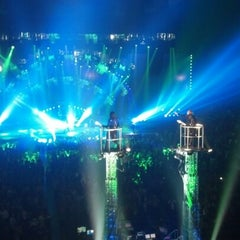 Photo taken at Greensboro Coliseum Complex by Jenny S. on 12/2/2012