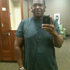 Photo taken at LA Fitness by Kenneth A. on 10/26/2012