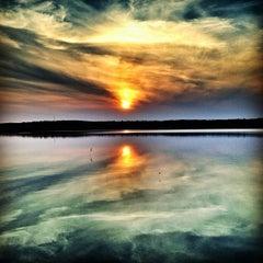 Photo taken at Trout Lake by Carl L. on 10/17/2012