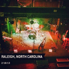 Photo taken at The Pour House Music Hall by Jaron M. on 2/19/2013