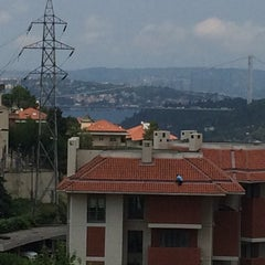 Photo taken at Boğaziçi A`la Restaurant by Tolga K. on 6/16/2014
