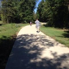Photo taken at Paul G. Boorman Trail by Melanie on 10/20/2013