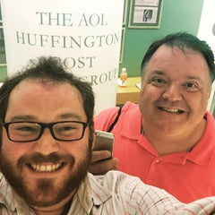 Photo taken at The Huffington Post by Jeff S. on 5/12/2015