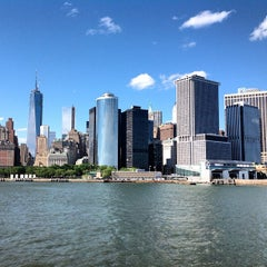 Photo taken at Staten Island Ferry Boat - John A. Noble by Stepan S. on 6/12/2013