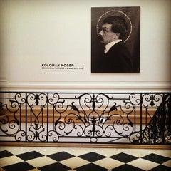Photo taken at Neue Galerie by Neue Galerie N. on 5/28/2013