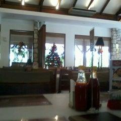 Photo taken at Boncafe by Elita K. on 12/18/2012