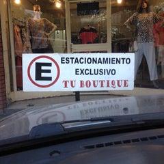 Photo taken at Tú confecciones by Diego P. on 10/21/2013