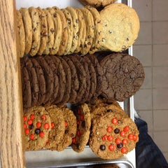 Photo taken at Classic Cookie Co. by Manu L. on 11/1/2013