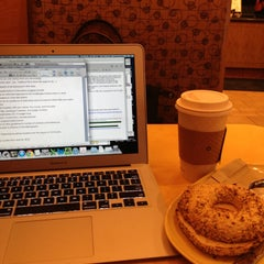 Photo taken at Panera Bread by Cassie B. on 4/24/2013