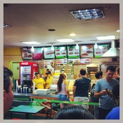 Photo taken at Subway by Ernesto H. on 12/12/2012