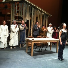 Photo taken at İstanbul Devlet Tiyatroları Cevahir Sahnesi by Oz D. on 12/21/2012