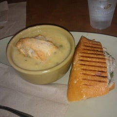 Photo taken at Panera Bread by Jim C. on 9/28/2012