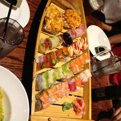 Photo taken at Tasu Asian Bistro Sushi & Bar by Starfish J. on 6/14/2013