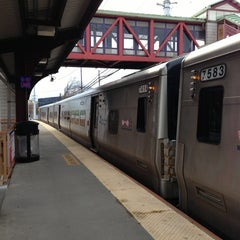 Photo taken at LIRR - Huntington Station by DonTonTingo on 12/20/2012