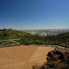 Photo taken at Mirante do Mangabeiras by Paulo H. on 10/12/2012