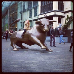 Photo taken at Bullring Shopping Centre by Aude V. on 1/9/2013
