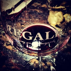 Photo taken at Regale Winery & Vineyards by Beau B. on 2/15/2015