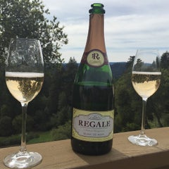 Photo taken at Regale Winery & Vineyards by Beau B. on 3/15/2015