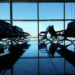 Photo taken at Aeroport de Barcelona-El Prat (BCN) by Sacha on 10/7/2013