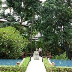 Photo taken at Nakamanda Resort And Spa Krabi by Arnaud D. on 7/21/2013