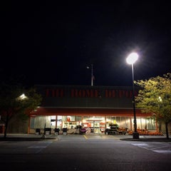Photo taken at The Home Depot by Bailey H. on 10/8/2015